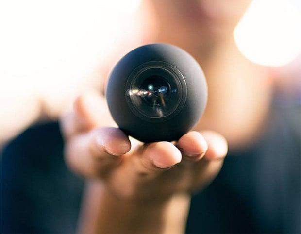 LUNA 360 Camera at werd.com