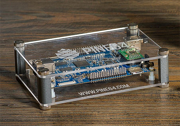 PINE64 Computer at werd.com