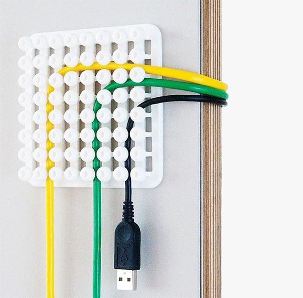 Poketo Cable Organizer at werd.com