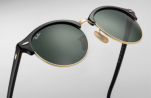 Ray-Ban Clubround at werd.com