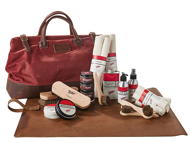 Red Wing Heritage Master Care Kit at werd.com