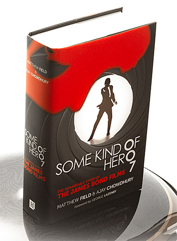 Some Kind of Hero: The Remarkable Story of the James Bond Films at werd.com