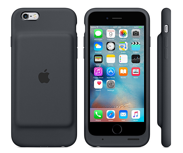 iPhone 6/6s Smart Battery Case at werd.com