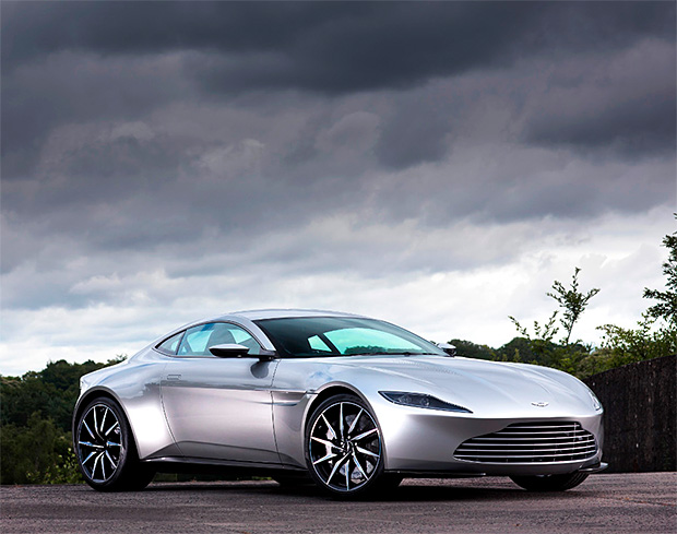 Aston Martin DB10 Auction at werd.com
