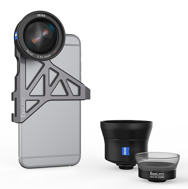 ExoLens x Zeiss at werd.com