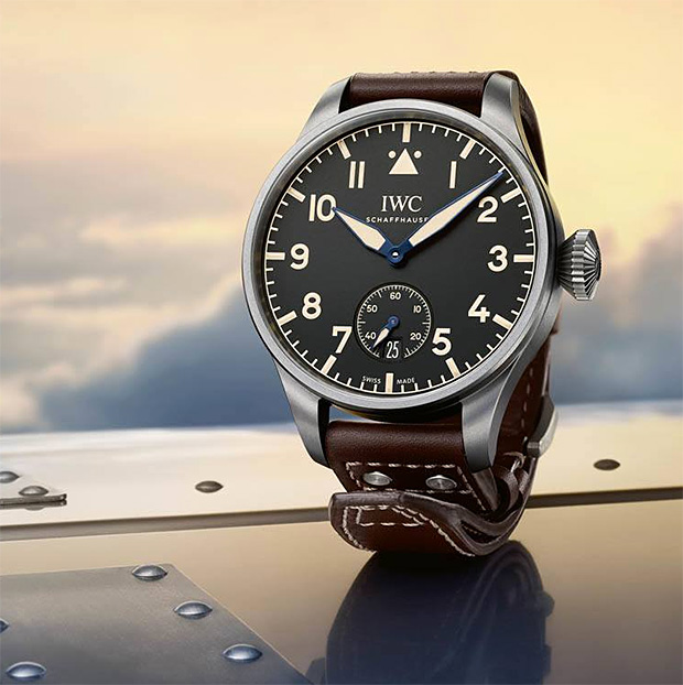 IWC Big Pilot's Heritage 55 & 48 at werd.com