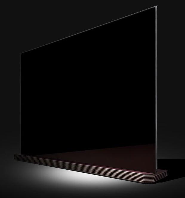 LG G6 Signature OLED 4K Smart TV at werd.com