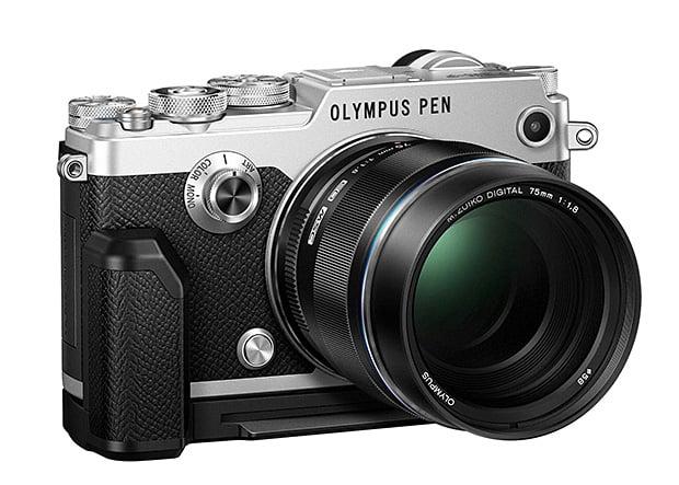 Olympus Pen-F at werd.com