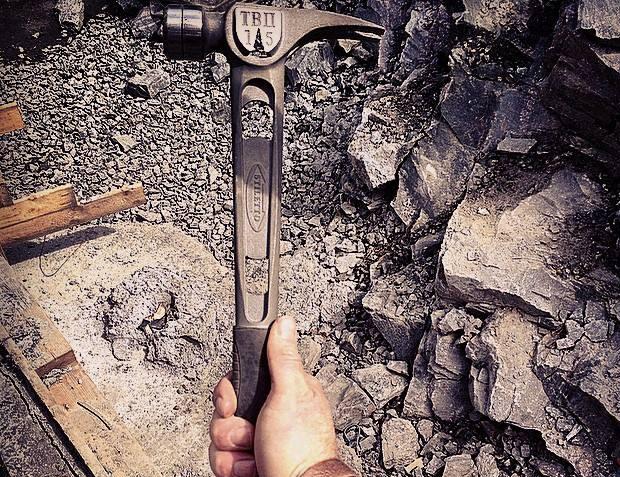 Stiletto Titanium Hammers at werd.com