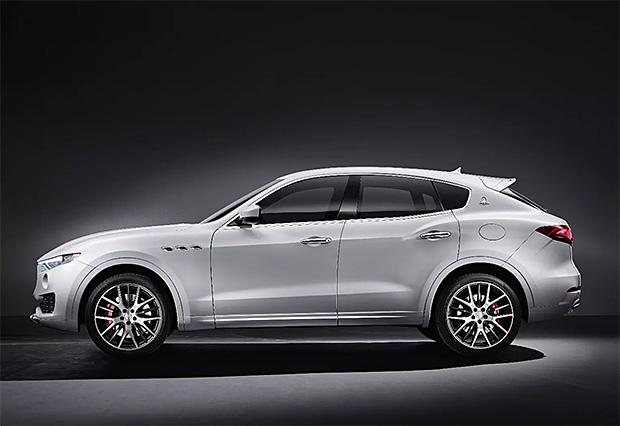 2017 Maserati Levante at werd.com
