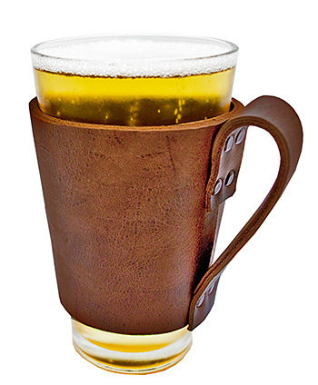 Hide & Drink Pint Sleeve at werd.com
