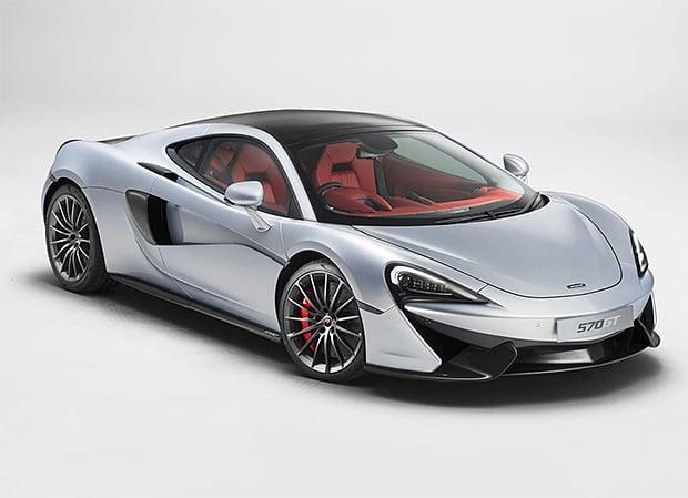 McLaren 570GT at werd.com