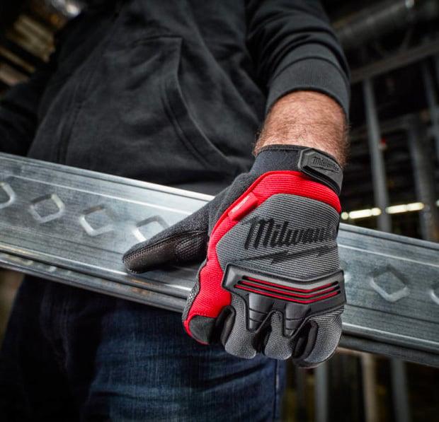 Milwaukee Demolition Work Gloves at werd.com