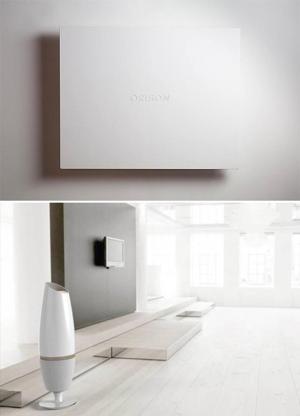 Orison Home Battery at werd.com