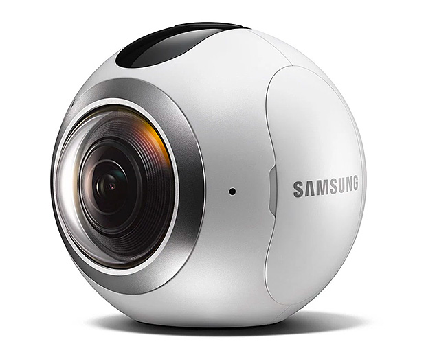 Samsung Gear 360 at werd.com