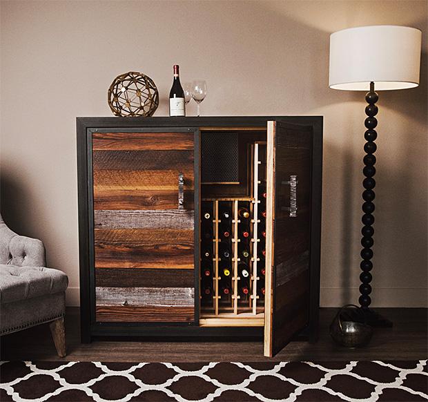 Sommi Wine Cellars Credenza at werd.com