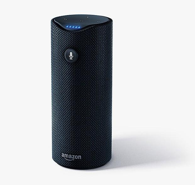 Amazon Tap at werd.com