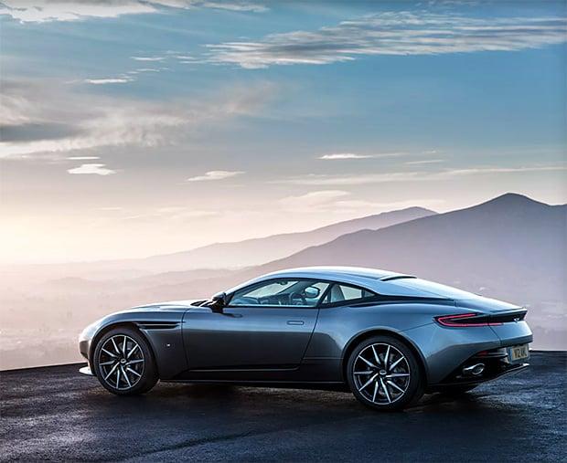 Aston Martin DB11 at werd.com