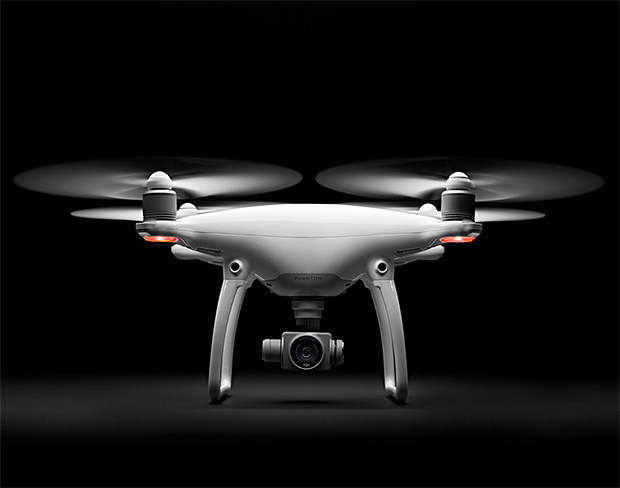 DJI Phantom 4 at werd.com
