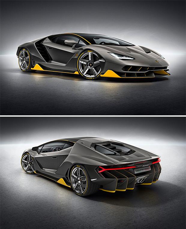 Lamborghini Centenario at werd.com