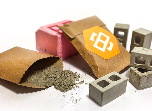 Mini Building Materials at werd.com