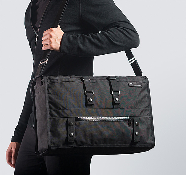 Mission Workshop Transit Bags at werd.com