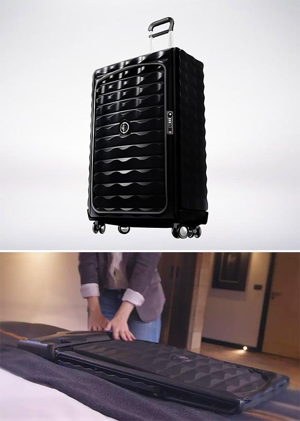 Néit Collapsible Suitcase at werd.com