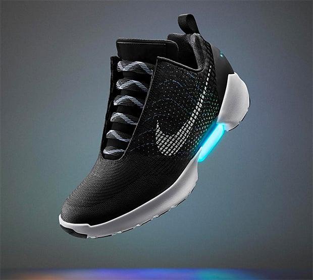 Nike HyperAdapt 1.0 at werd.com