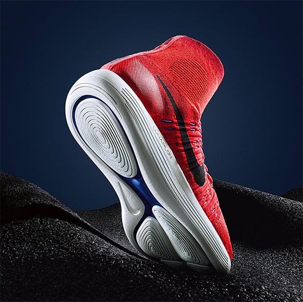 Nike LunarEpic Flyknit at werd.com