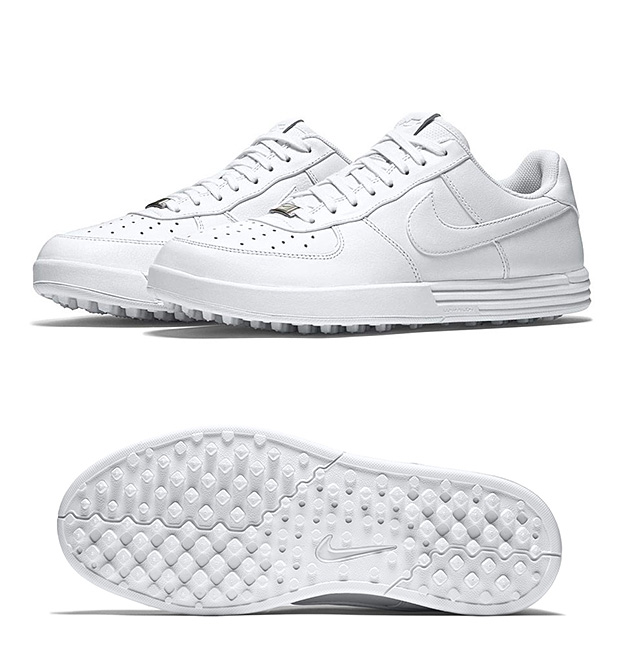 Nike Lunarforce 1 Golf Shoe at werd.com