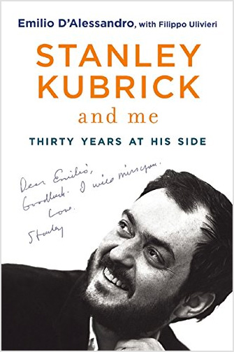 Stanley Kubrick and Me: Thirty Years at His Side at werd.com