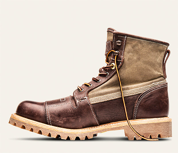 Timberland Lineman Boot at werd.com