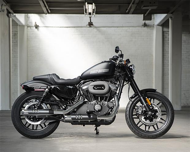 2016 Harley-Davidson Roadster at werd.com