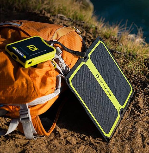 Goal Zero Nomad 7 Plus Solar Panel at werd.com