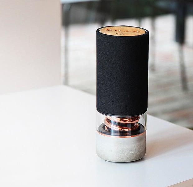 Hult Pavilion Wireless Speaker at werd.com