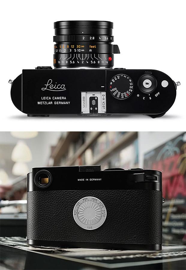 Leica M-D at werd.com