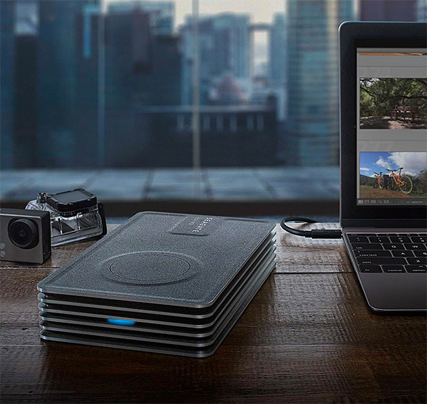 Seagate Innov8 USB-Powered 8TB Drive at werd.com