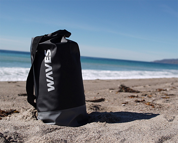 Waves Infinite Dry Bag at werd.com