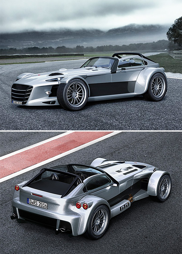 Donkervoort D8 GTO-RS at werd.com