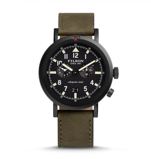 Filson Scout Dual Time at werd.com