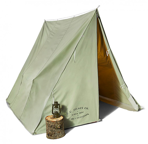 Filson Wedge Tent at werd.com