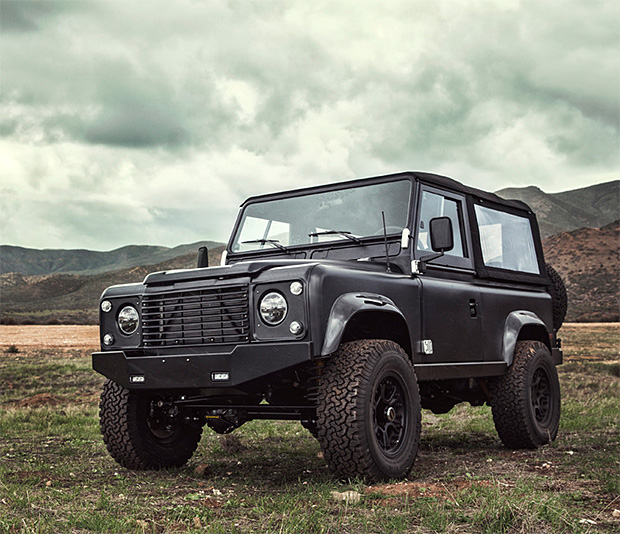 ICON Land Rover Defender D90 at werd.com