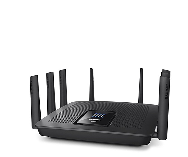 Linksys EA9500 MU-MIMO Tri-Band Router at werd.com