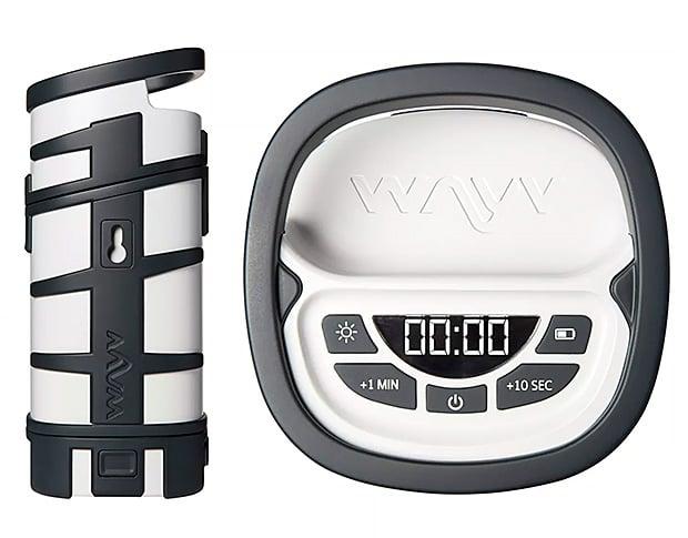 Wayv Adventurer Hand-held Microwave at werd.com