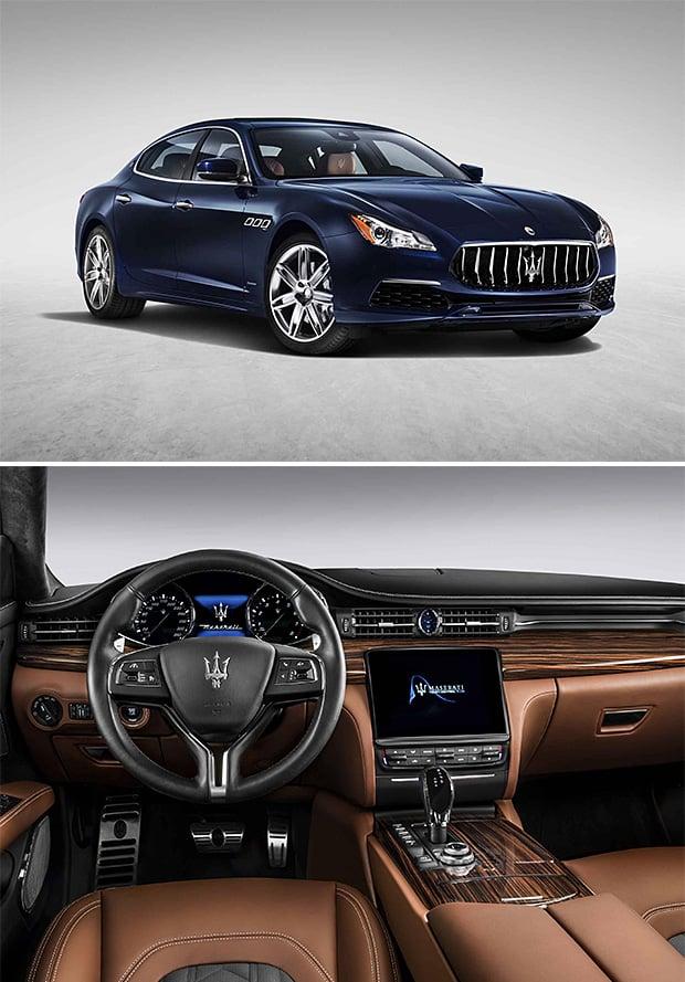 2017 Maserati Quattroporte at werd.com
