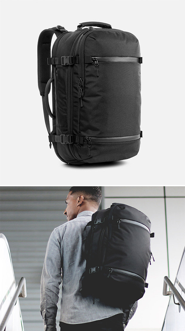 Aer Travel Pack at werd.com
