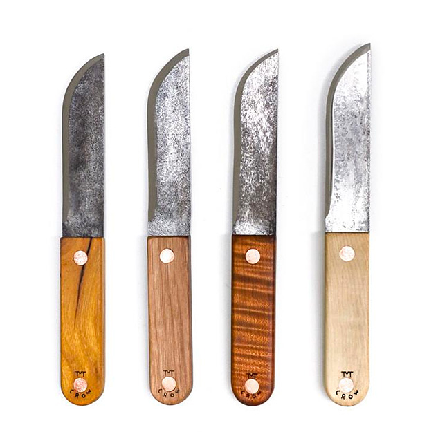 Bandsaw Blade Steak Knife at werd.com
