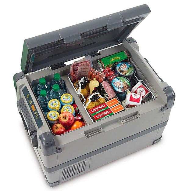 The 53 Quart Portable Freezer/Cooler at werd.com