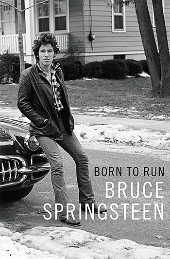Born to Run by Bruce Springsteen at werd.com