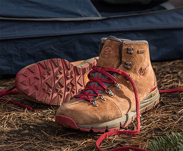 Danner Mountain 600 at werd.com